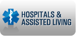 DIRECTV for Hospitals & Assisted Living
