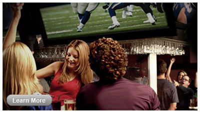 DIRECTV for Bars and Restaurants